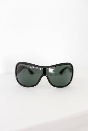 Sarah Jessica Parker SJP x Sunglass Hut Sonnenbrille schwarz Vintage 60er Jahre Look neu