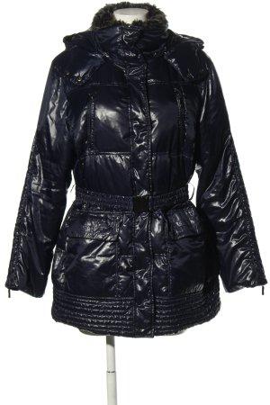 Sarah Kern Płaszcz puchowy czarny W stylu casual