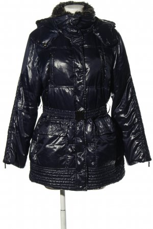 Sarah Kern Down Coat black casual look