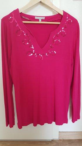 Sarah Kern Shirt Tunic pink