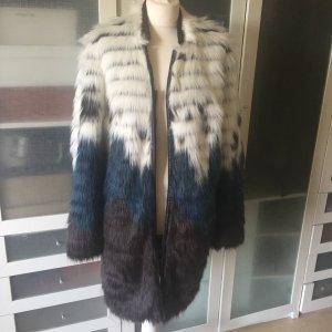 Sarah Kern Fake Fur Mantel Gr. 44