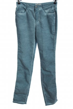 Sarah Kern High-Waist Hose blau Casual-Look