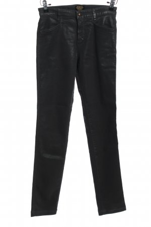 Sarah Kern High-Waist Hose anthrazit Casual-Look