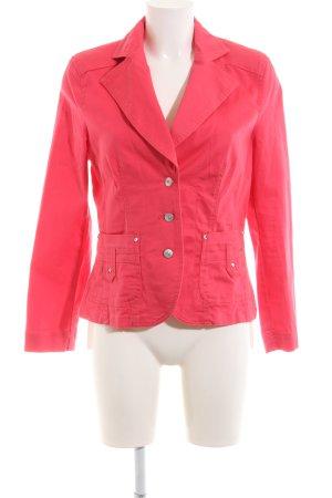 Sarah Kern Jeansblazer rot Business-Look