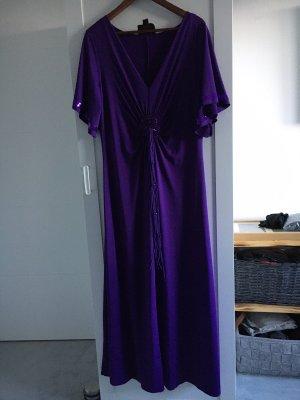 Sarah Kern Ball Dress dark violet
