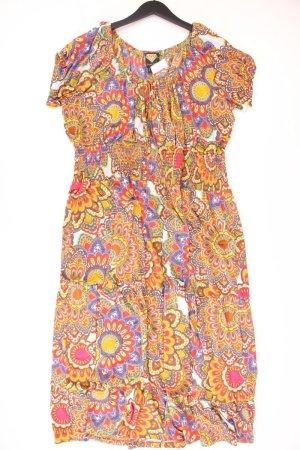 Sarah Kern Kleid Größe 48 blumen mehrfarbig aus Polyester