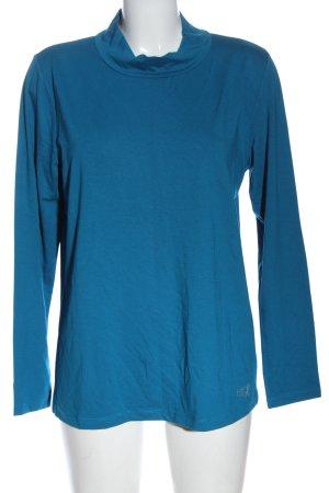 Sarah Kern Longsleeve blau Casual-Look