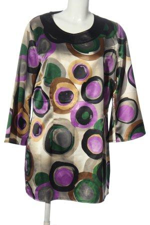 Sarah Kern Minikleid abstraktes Muster Elegant