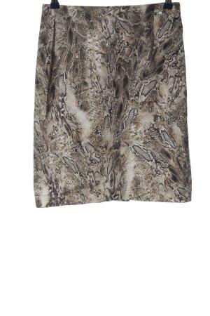 Sarah Kern Miniskirt abstract pattern casual look