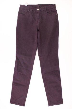 Sarah Kern Skinny Jeans Größe 42 lila aus Baumwolle