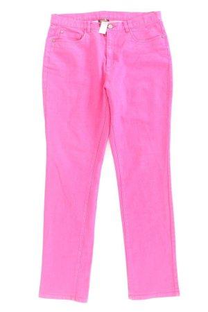 Sarah Kern Straight Leg Jeans light pink-pink-pink-neon pink cotton