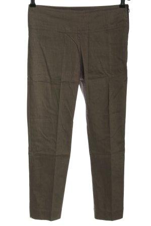 Sarah Pacini Linen Pants khaki casual look