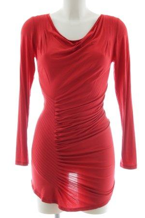 Sarah Pacini Minikleid rot Elegant