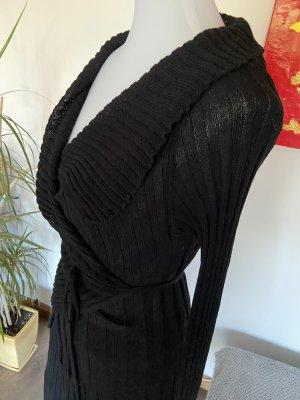 Sarah Pacini Blazer sweat noir