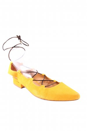 Sarenza Ballerinas dunkelgelb Casual-Look