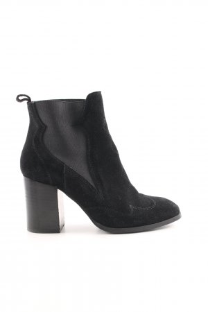 Sarenza Booties schwarz Casual-Look
