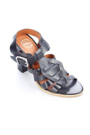 Sarenza Sandaletten schwarz Casual-Look