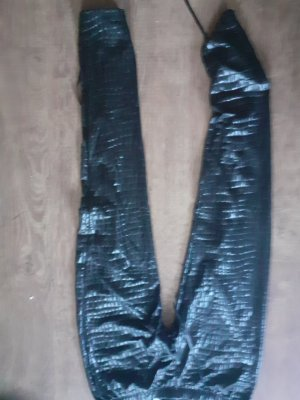 saresia leggings krokooptik m neuwertig