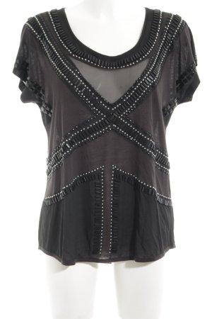 Sass & bide T-Shirt schwarz Casual-Look