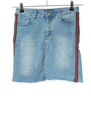 SassyClassy Jeansrock blau Casual-Look