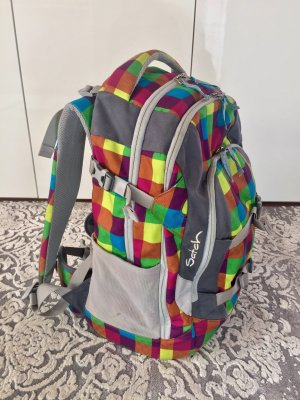 Satch Mochila escolar multicolor