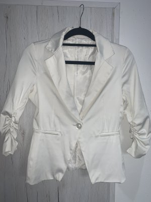 Handmade Klassischer Blazer natural white