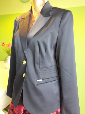 Bruno Banani Short Blazer dark blue polyester