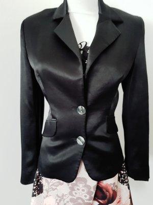 Klassischer Blazer black