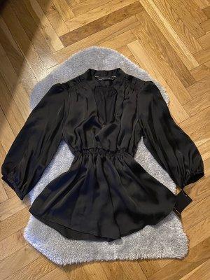 Satin Bluse von Zara