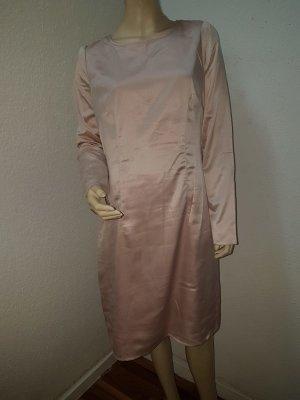 satin Kleid Neu mit Etikett Gr. 42