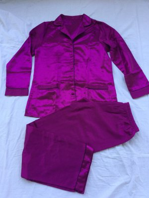 She Pyjama violet-noir
