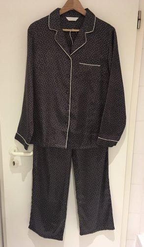 Hunkemöller Pyjama multicolored satin