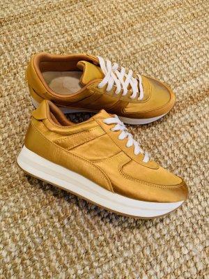 Satin Sneaker