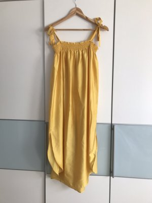 H&M Caftán amarillo