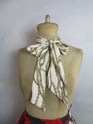 Unbekannte Marke Cravate ascot multicolore