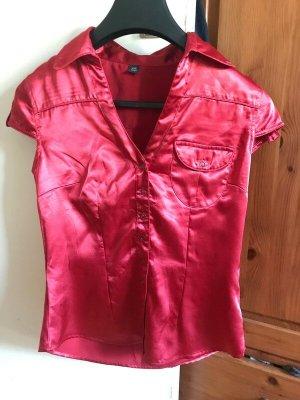 XNK Basic Blusa brillante rojo