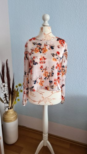 Zara Long Sleeve Blouse multicolored