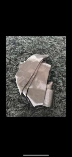 Ceinture en tissu noir