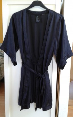 H&M Kimono nero Poliestere