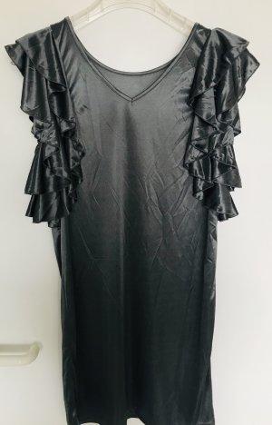Vero Moda Flounce Dress anthracite