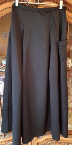 Lady Fashion Maxi Skirt black