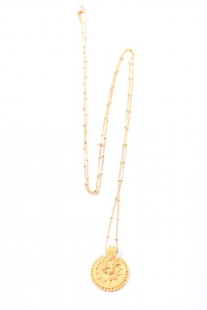 Satya Necklace gold-colored business style