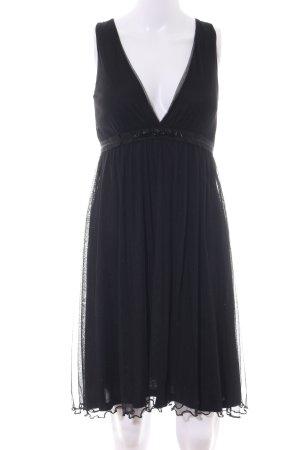 Savannah Cocktailkleid schwarz Elegant