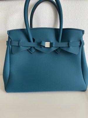 Save My Bag SMB Miss petrol Tasche Handtasche
