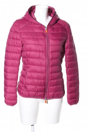 SAVE THE DUCK Steppjacke pink Steppmuster Casual-Look