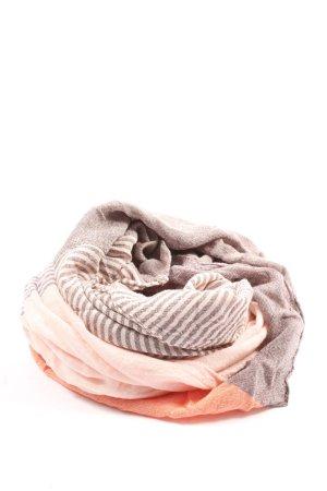scarfs 4 you Caperuza estampado a rayas look casual