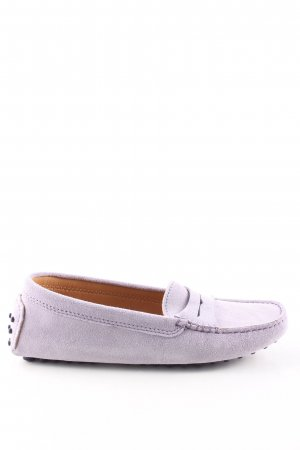 Scarosso Slippers lilac casual look