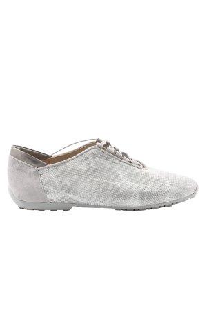 Scarpio Veterschoenen zilver elegant