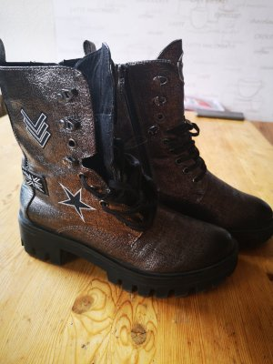 Tamaris Ankle Boots purple