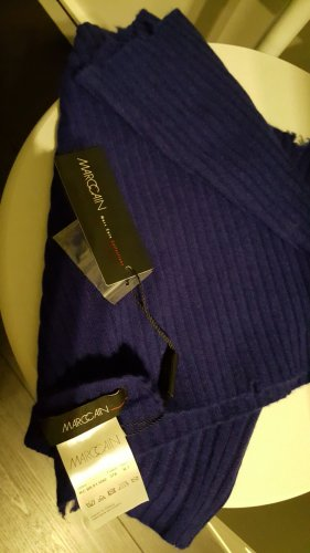 Marc Cain Snood donkerblauw